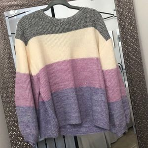 Pink Lily Sweater